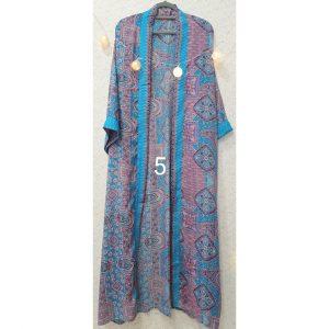 kimono seda largo